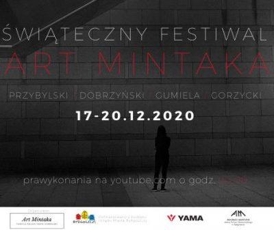 promocja festiwalu Art Mintaka